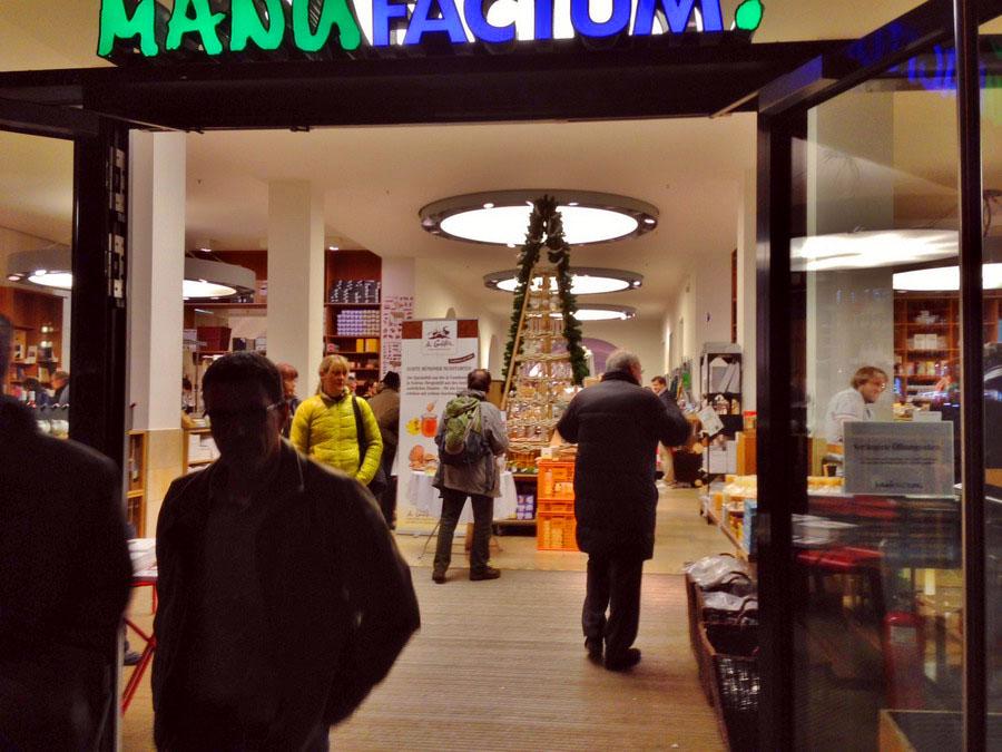 Manufactum Hamburg on tour laconditoria