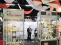 Internationale Süsswarenmesse Köln, 01.-04.02.2015: Messestand an der ISM